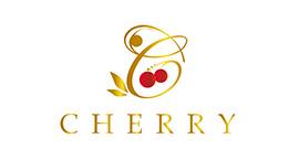 CHERRYのロゴ
