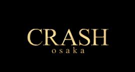 CRASH-osakaのロゴ