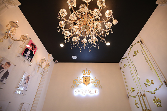 CLUB PRINCEの店内写真1