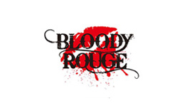 BLOODY ROUGEのロゴ