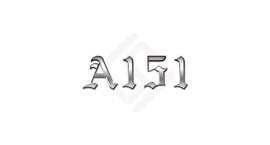 A151のロゴ