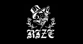 RIZEのロゴ