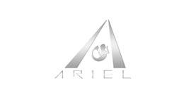 ARIELのロゴ