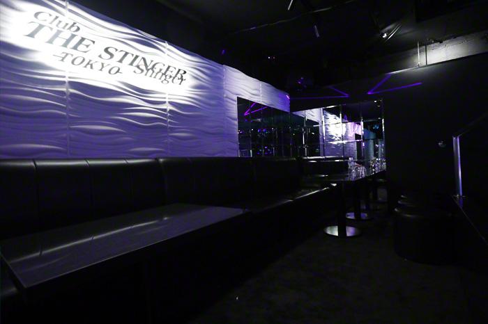 club THE STINGER 歌舞伎町店の店内写真3