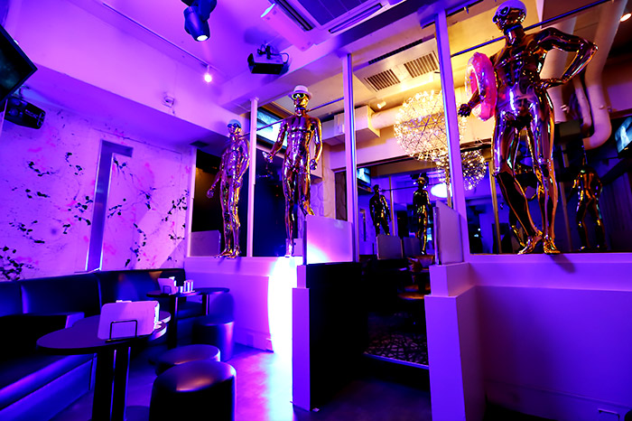 GOLDMAN CLUBの店内写真3