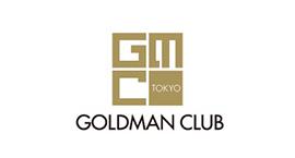 GOLDMAN CLUBのロゴ