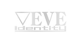 IDENTITY -EVE-のロゴ