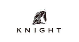 KNIGHTのロゴ