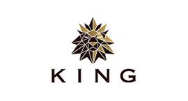 KINGのロゴ