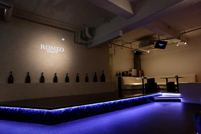 ROMEOの店内写真2