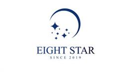 EIGHT STARのロゴ
