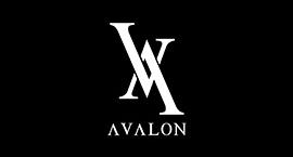 AVALONのロゴ