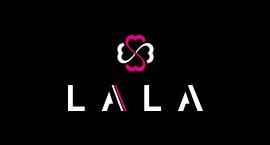 LALAのロゴ