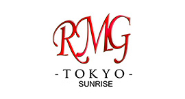 RMG-TOKYO-sunrise-のロゴ