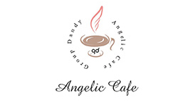 Angelic Cafeのロゴ