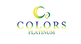 COLORS PLATINUMのロゴ