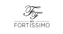arc -FORTISSIMO-のロゴ
