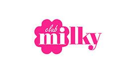 Milkyのロゴ