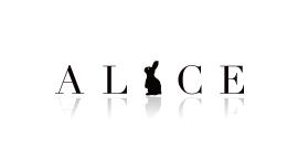 ALICEのロゴ