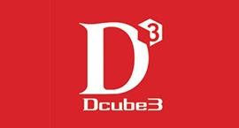 Dcube3のロゴ
