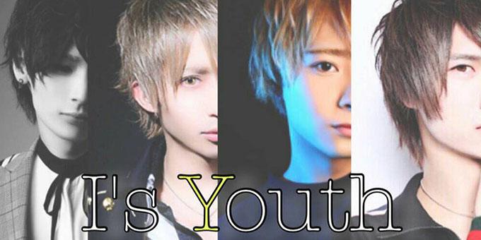 埼玉県・大宮のホストクラブ「I's -Youth-」の求人宣伝です。