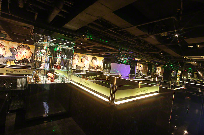 Club THE STINGERの店内写真3
