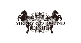 MERRY GO ROUND EIGHTのロゴ