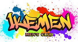 Men's club IKEMENのロゴ