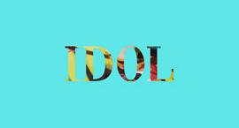 IDOLのロゴ