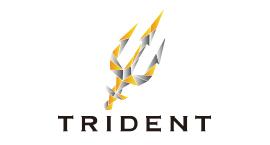 TRIDENTのロゴ