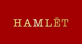 HAMLETのロゴ
