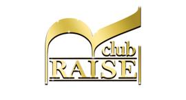 RAISEのロゴ