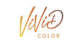 ViViD COLORのロゴ