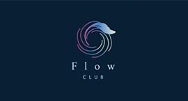 CLUB Flowのロゴ