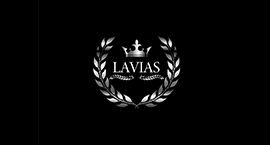 LAVIASのロゴ