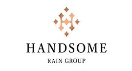 HANDSOMEのロゴ