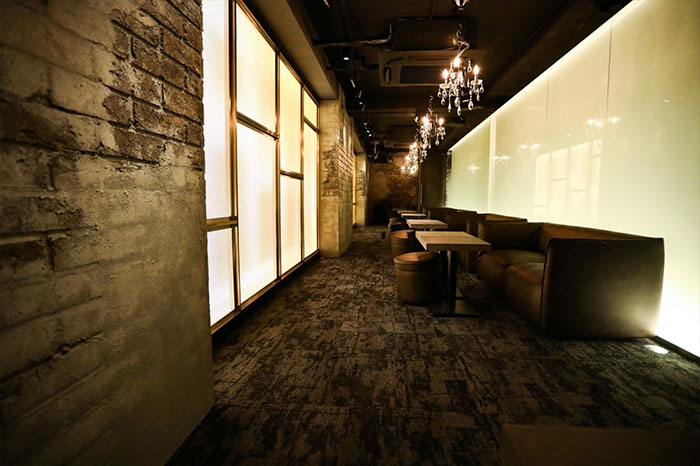 club GOLD本店の店内写真2