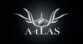 A-tLASのロゴ