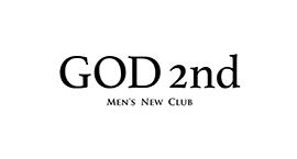 GOD 2ndのロゴ