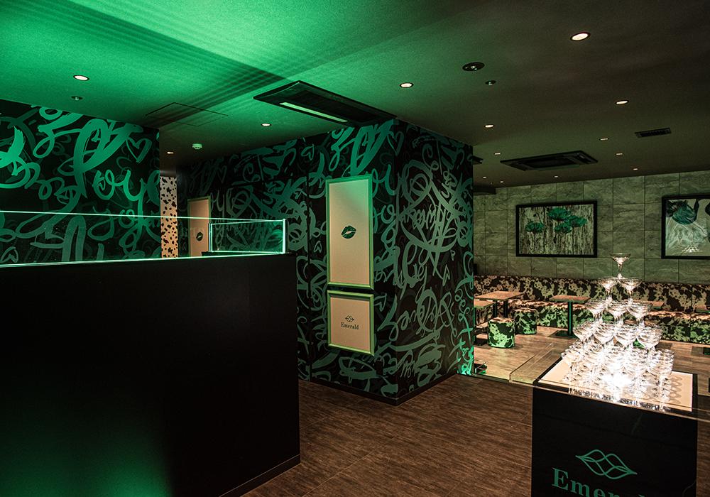 Emeraldの店内写真8